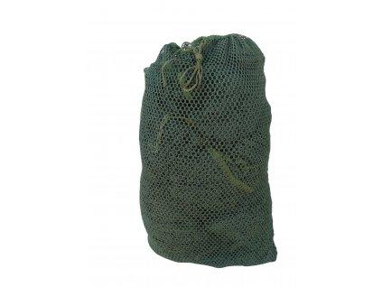 Pytel na prádlo (síťovaný vak) Itálie oliv originál