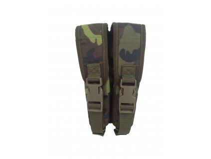 Pouzdro na 2 zásobníky MP5 AČR vz 95 Ulena SPM originál