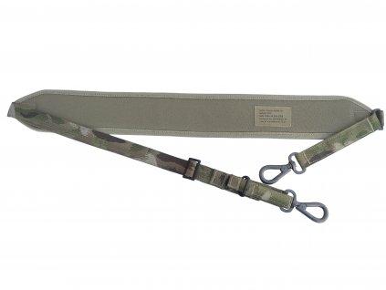 Popruh na zbraň Velká Británie MTP sling small arms for gpmg