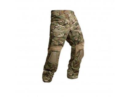Bojové kalhoty Crye Precision G3 Multicam originál+chrániče zdarma