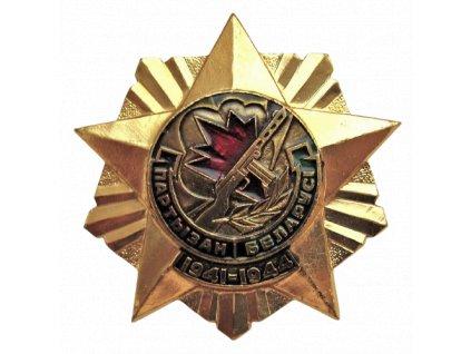 Odznak medaile SSSR pro partyzány 1941-1944