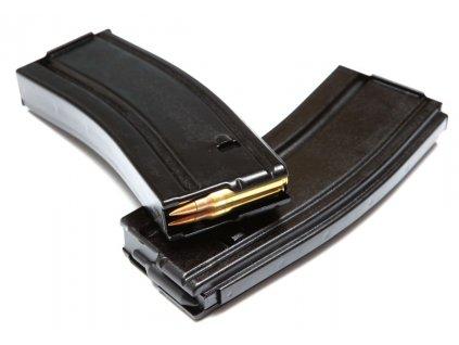 Ocelový zásobník AR15  M16/M4 originál 30 ran 5,56 nový