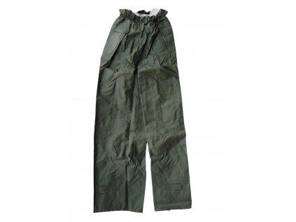 Kalhoty US pogumované Vietnam oliv originál