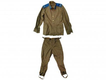 Komplet uniforma SSSR mundůr výsadkář originál Rusko