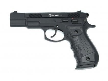 Plynová (expanzní) pistole Blow CZ 75 černá cal.9mm