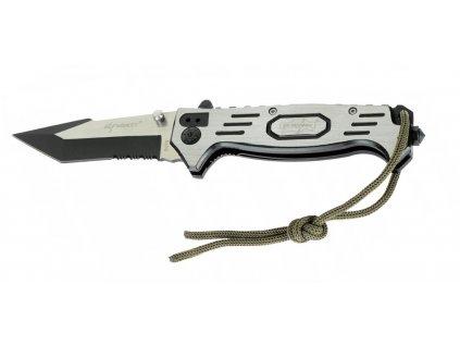 Nůž zavírací ELF Monkey vystřelovací s klipem