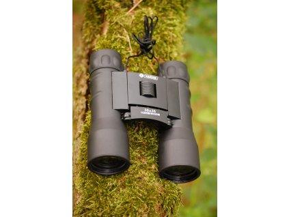Dalekohled Kandar 30x36 Porro Prism Binoculars černý