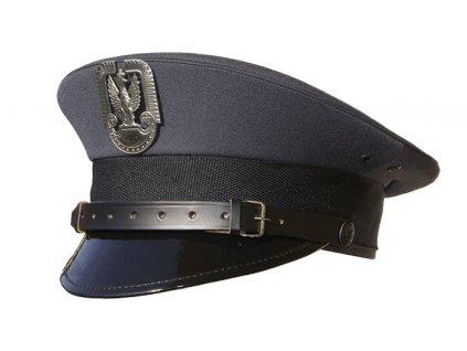 Čepice brigadýrka oficírská poddůstojník letectva nová Polsko originál