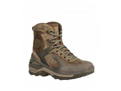 Taktická obuv Goretex SHADOW HIGH GTX Camouflage Prabos S90367
