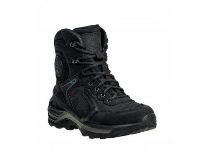 Taktická obuv Goretex SHADOW HIGH GTX černá Prabos S90367