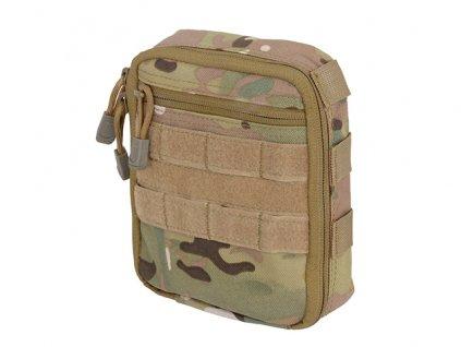 Sumka univerzální EDC (pouzdro, taška) Molle Multicamo 8FIELDS