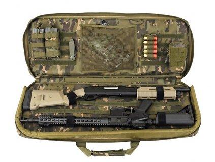 Taktické pouzdro na 2 zbraně 8FIELDS 90cm MT MultiCam Tropic