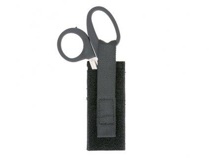Taktické Molle pouzdro (sumka) na nůžky černé 8FIELDS