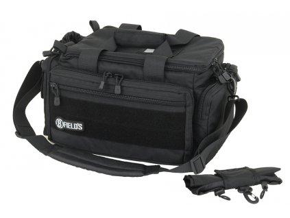 Taktická velká střelecká brašna 2.0 (taška) 8FIELDS černá