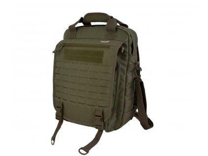 Batoh (taška) taktická Slim Pack Laser Texar oliv