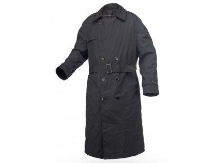 Vycházkový kabát US černý originál