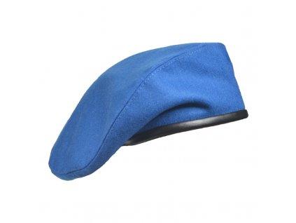 Baret modrý Polsko WP originál