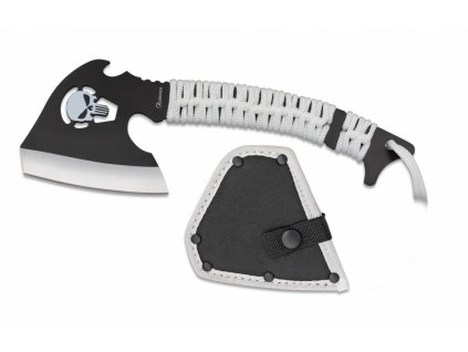 Sekera (sekyra) Punisher Tactical vrhací s pouzdrem Albainox 32451
