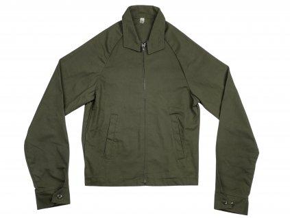 Košile US pilotská lehká oliv originál