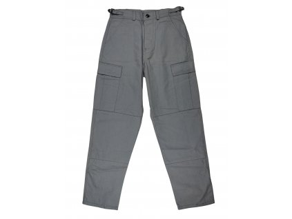 Kalhoty BDU šedé Locker