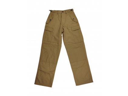 Kalhoty s podšívkou coyote Locker