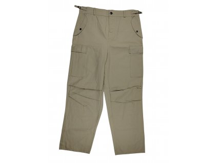 Kalhoty BDU khaki typ II Locker