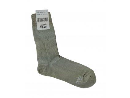 Ponožky letní 2005 béžové AČR originál