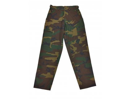 Kalhoty BDU woodland Locker