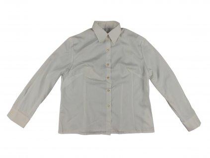 Košile vycházková bílá ČSLA originál