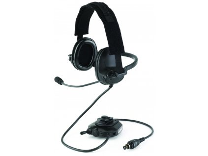 Ochranná komunikační sluchátka RACAL RAPTOR RA5001 PTT