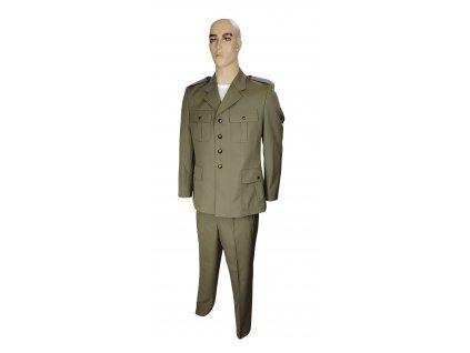 Vycházková uniforma pozemních sil WZ.92 khaki Polsko originál