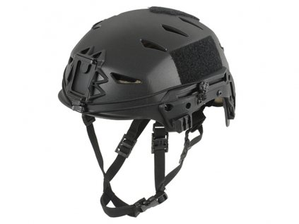 Helma (přilba) taktická EXF BUMP černá Polymer FMA Emerson