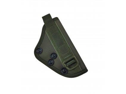 Pouzdro na pistoli PI CZ 75 Compact levé k MNS 2000 SPM (62131) khaki