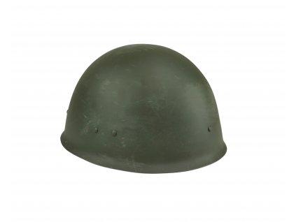 Helma ocelová M37/65 modernizovaná Švédko oliv originál