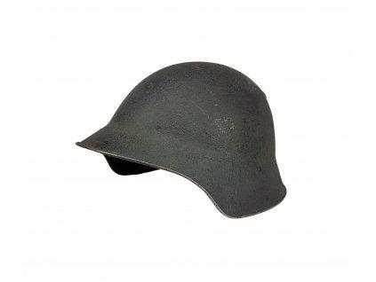 Helma ocelová M1918 Švýcarsko WWII originál