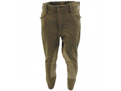 Krátké jezdecké kalhoty BREECHES MENS Velká Británie originál