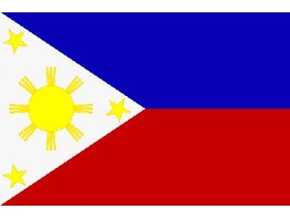Vlajka 90x150cm Filipíny
