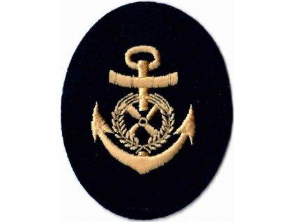 Nášivka námořní kotva NVA 15 originál