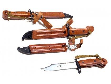 Bodák (bajonet) přechodný model AKM 59 Rusko originál sčíslovaný zánovní