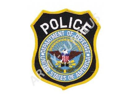 Nášivka Police defense