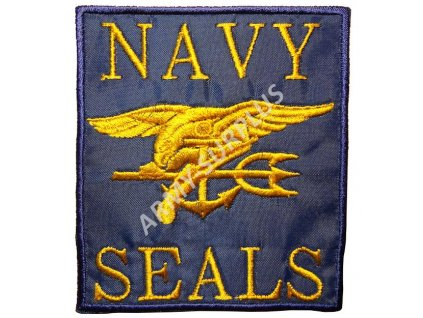 Nášivka Navy Seals - logo