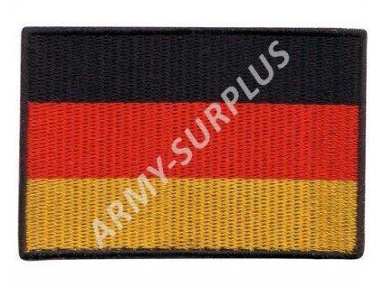 Nášivka Německo nažehlovací