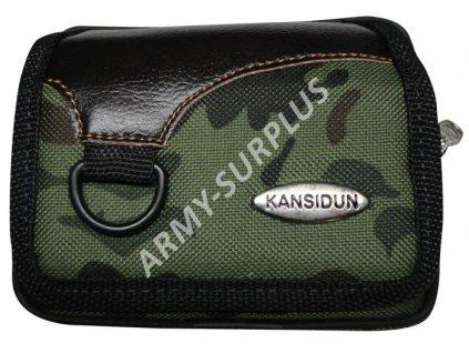 Peněženka Kansidun - maskovaná