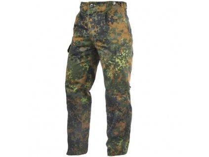 Kalhoty BW (Bundeswehr) flecktarn originál