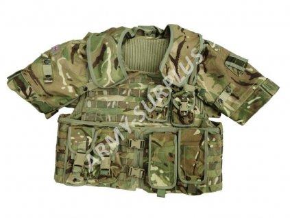 Vesta taktická Osprey MTP MKIV Velká Británie originál