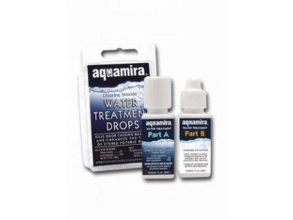 Dezinfekce vody AQUAMIRA