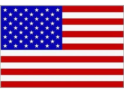 Praporek velký USA (60 x 90 cm)