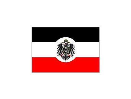 Vlajka Německá říše s orlicí 90x150cm č.68