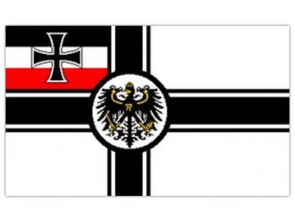 Vlajka Německo námořní 90x150cm č.69