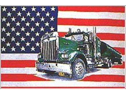 vlajka-usa-kamion-90x150cm-c-76